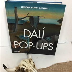 Salvador Dali pop up book
